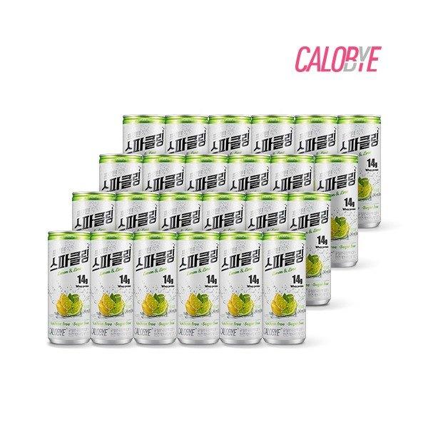 [칼로바이] 프로틴 스파클링 단백질 음료 분리유청 WPI 헬스보충제 24개입, 직접입력1:24개입, 상세 설명 참조