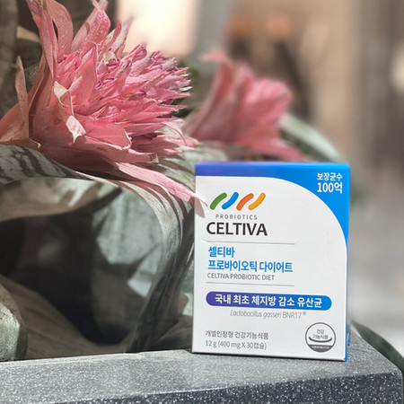 [멸치쇼핑]셀티바 프로바이오틱 다이어트 BNR17 400mg x 30캡슐, 상세페이지 참조, 상세페이지 참조