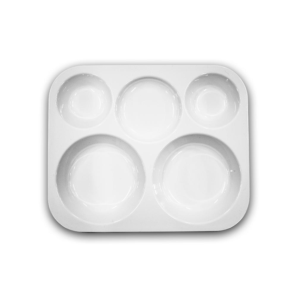 리빙메이트 PC 플라스틱 식판 모음, 유아식판 [1000]