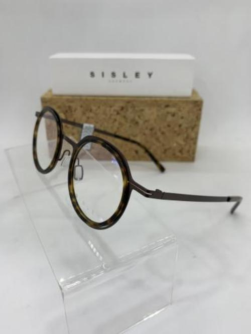 시슬리 100%정품 시슬리안경 SISLEY S-5068 COL.4 명품안경 안경선물 동글이안경 둥근안경 안네 안네발렌틴 ST