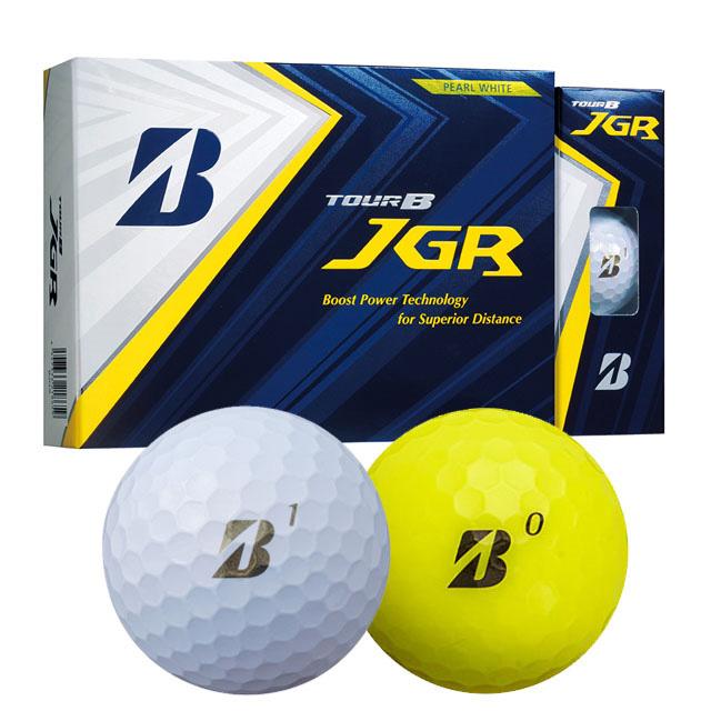 브리지스톤 비거리몬스터 TOUR B JGR 고반발 3피스 골프공 무료선물포장, 1set, 옐로우(선물포장)