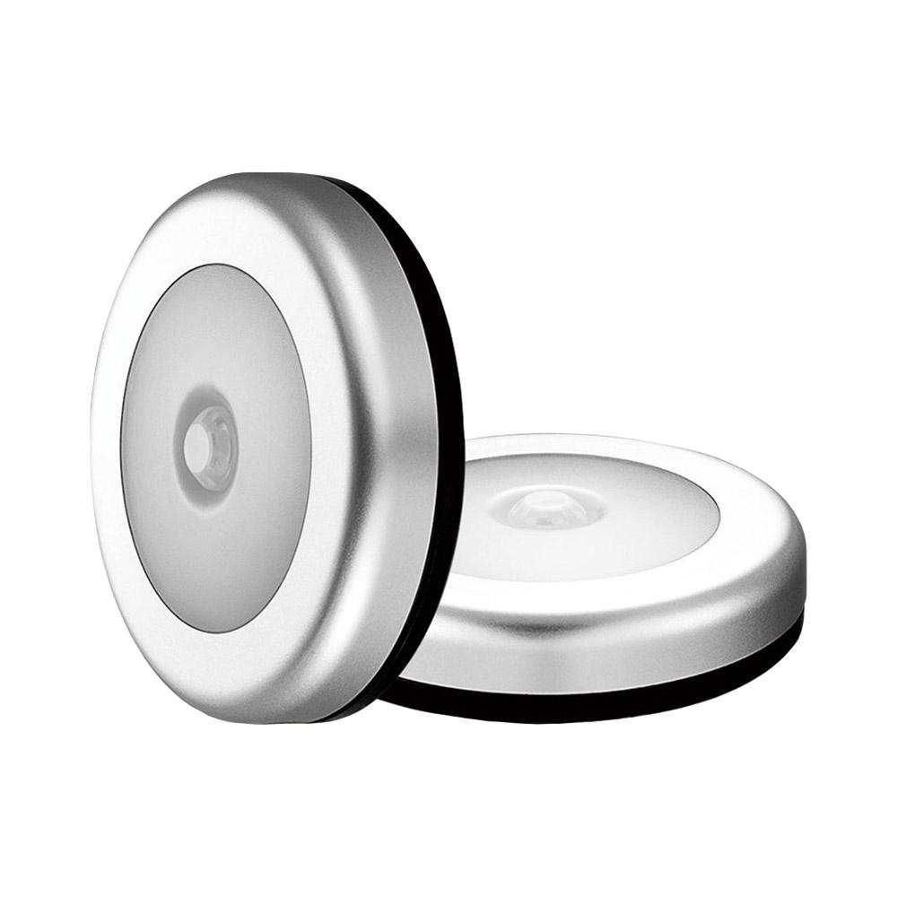 led 센서등 센스등 무선 동작 감지 옷장 계단 (울트라 브라이트) led무선센서등  주광색(하얀불빛)아이린 무선 충전식 동작