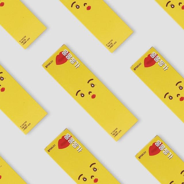 [응응젱가] 홀딱바나나 커플 러브 연인 젠가 보드게임 술게임 19금 29금 달달 성인 다이소, 커플19금버전/노란색, 1개, 응응젱가
