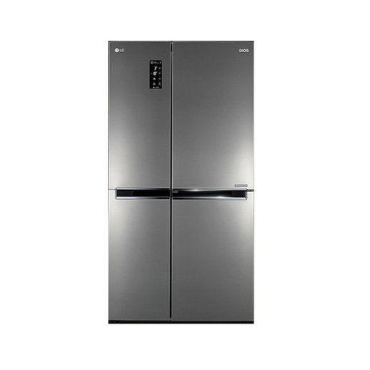 LG전자 S631S32 디오스 세미빌트인 2도어 양문형 냉장고 636L