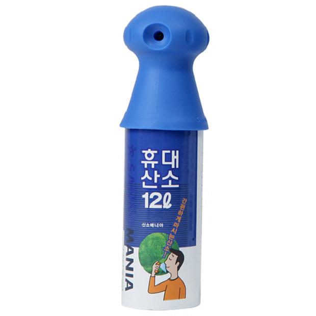 산소발생기 산소캔 산소매니아 12L 강아지 반려동물, 산소매니아(12L) (POP 70761549)