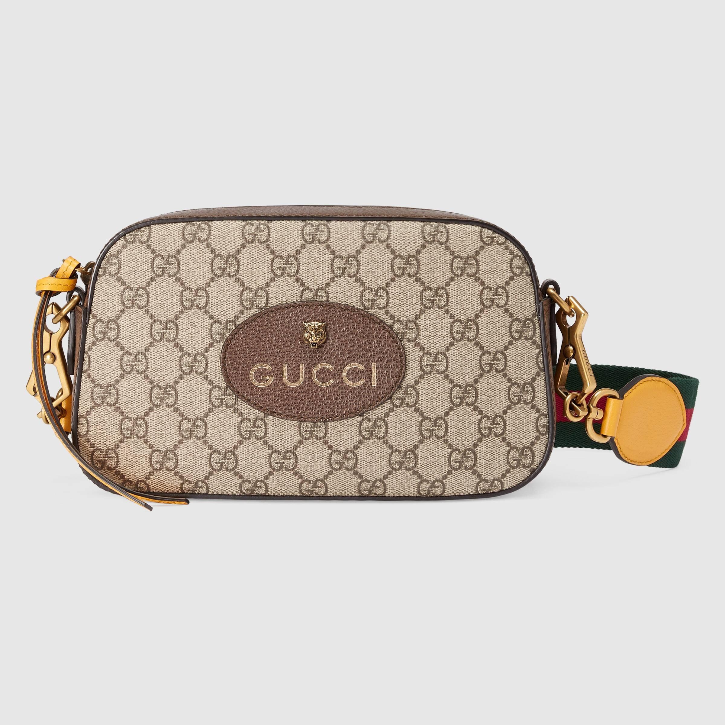 Gucci Neo Vintage GG Supreme messenger bag 476466 K9GVT 8856