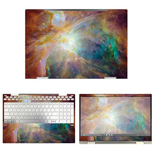 decalrus - Protective Decal Space Skin Sticker for HP Envy X/13546316, 상세내용참조