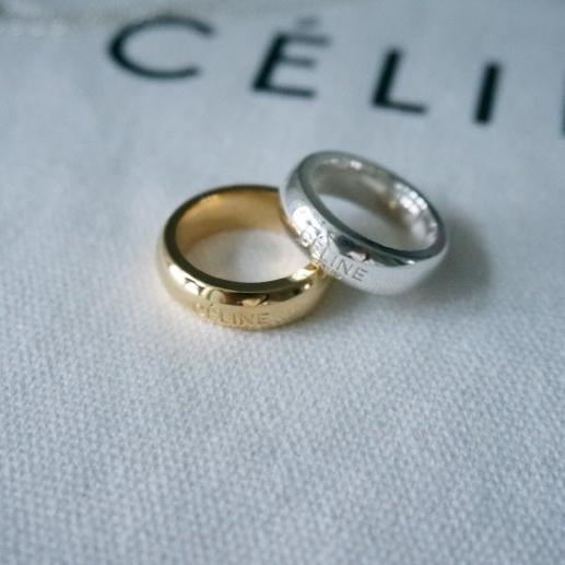 소앤느 실버925 볼드 셀린 레터링 celline ring 셀린느 각인 반지 셀린반지 셀린느반지