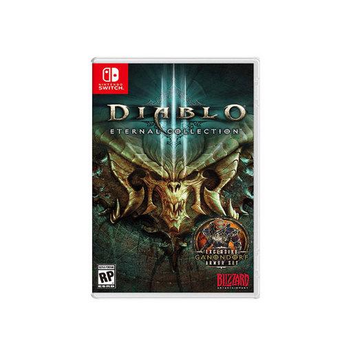 블리자드 디아블로3 이터널 컬렉션 (SWITCH) / Nintendo Switch Diablo III Eternal Collection, 단일상품