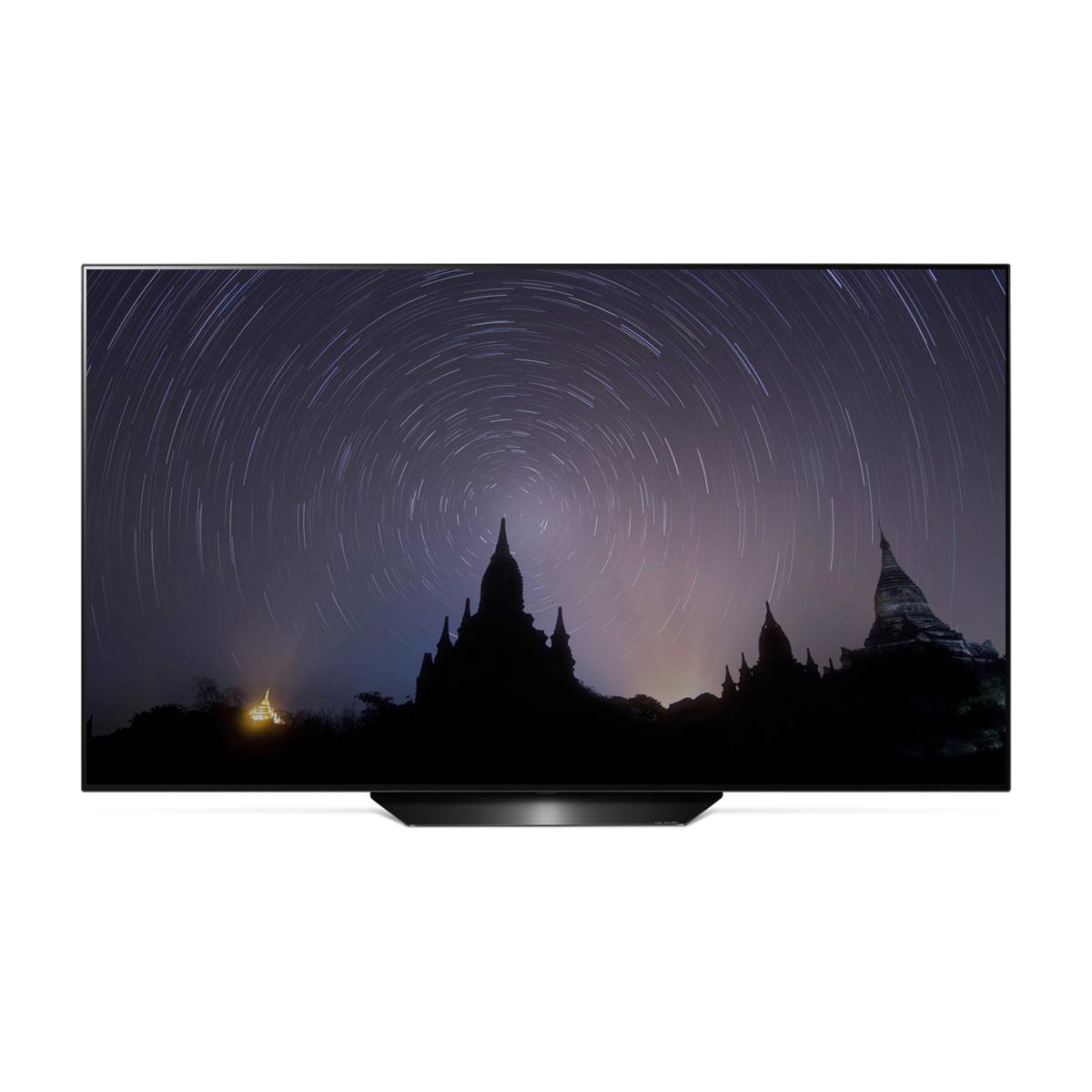 엘지 OLED UHD TV OLED55BXENA 138cm (55), 스탠드