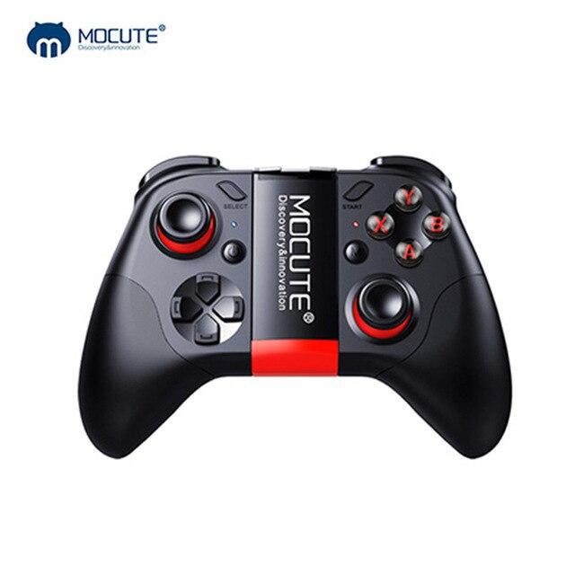 Mocute 054 업그레이드 054MX 스마트 폰 게임 패드 블루투스 다기능 무선 게임 컨트롤러 조이스틱 스위치 I, 01 CHINA, 01 054