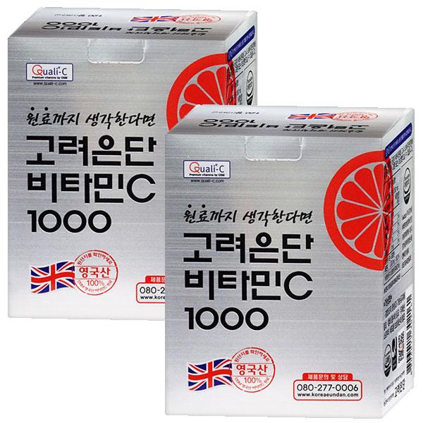 고려은단 비타민C 1000, 120정, 2개
