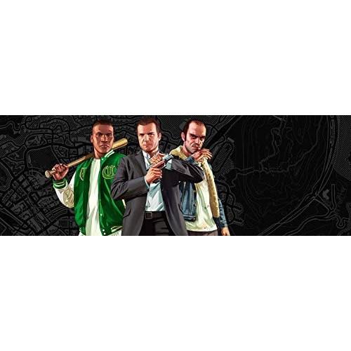 콘솔 게임 타이틀 Take 2 GTA V Grand Theft Auto 5 Xbox 360, 옵션 1 Color = Standard