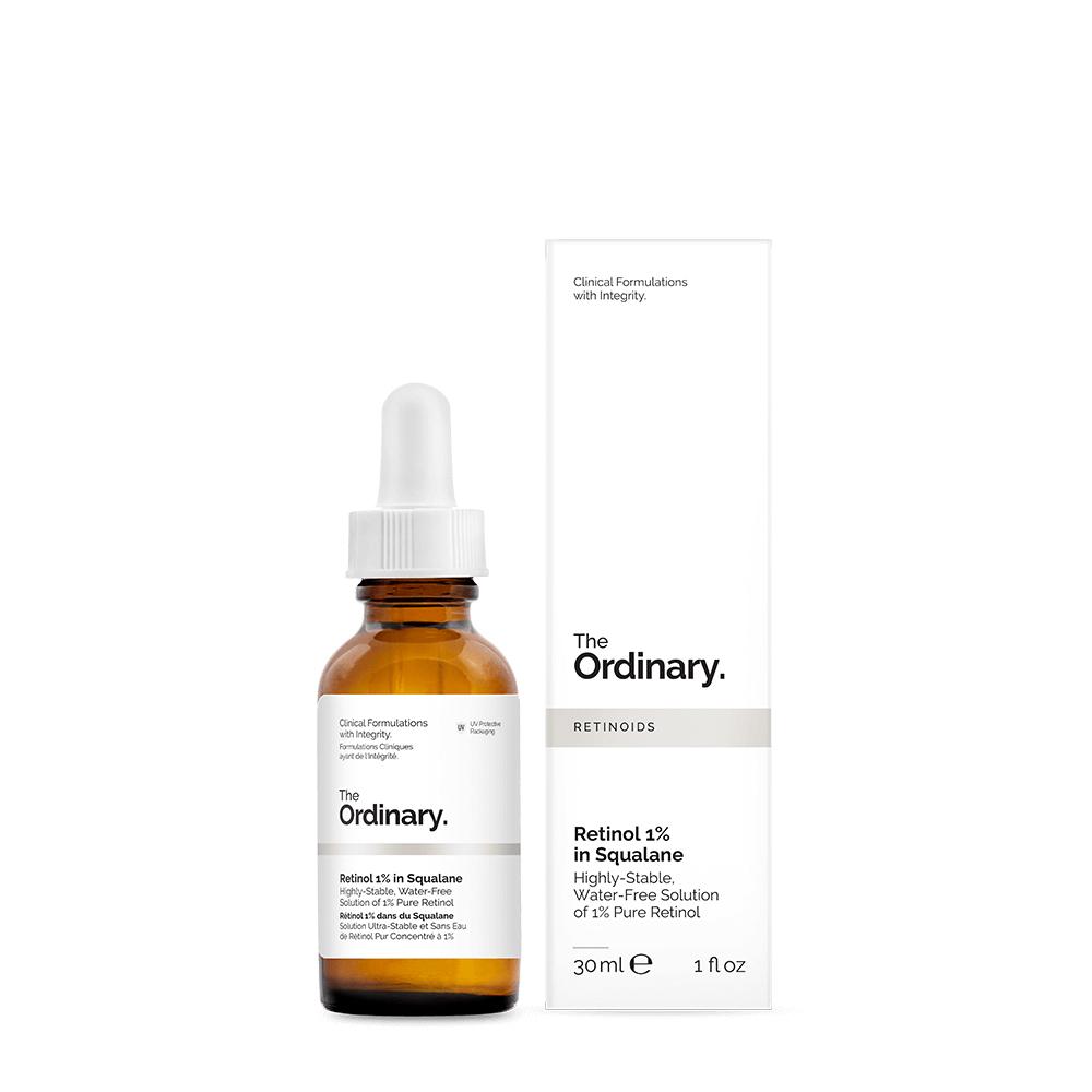 TheOrdinary 디오디너리 레티놀 Retinol 1% in Squalane 30ml, 1개
