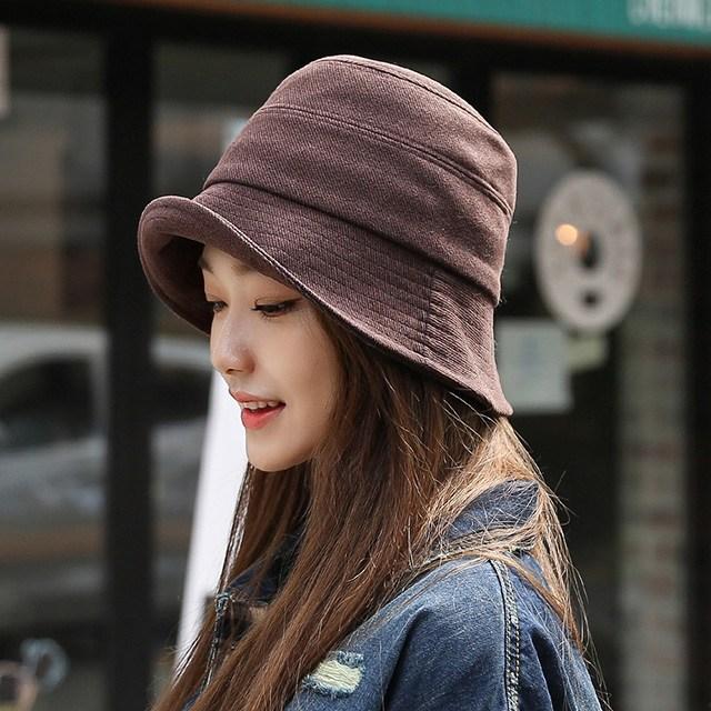 웨스트무브 버킷햇 여성 가을 겨울모자 여자 딥 벙거지모자 인싸템 투미0079 (4컬러)