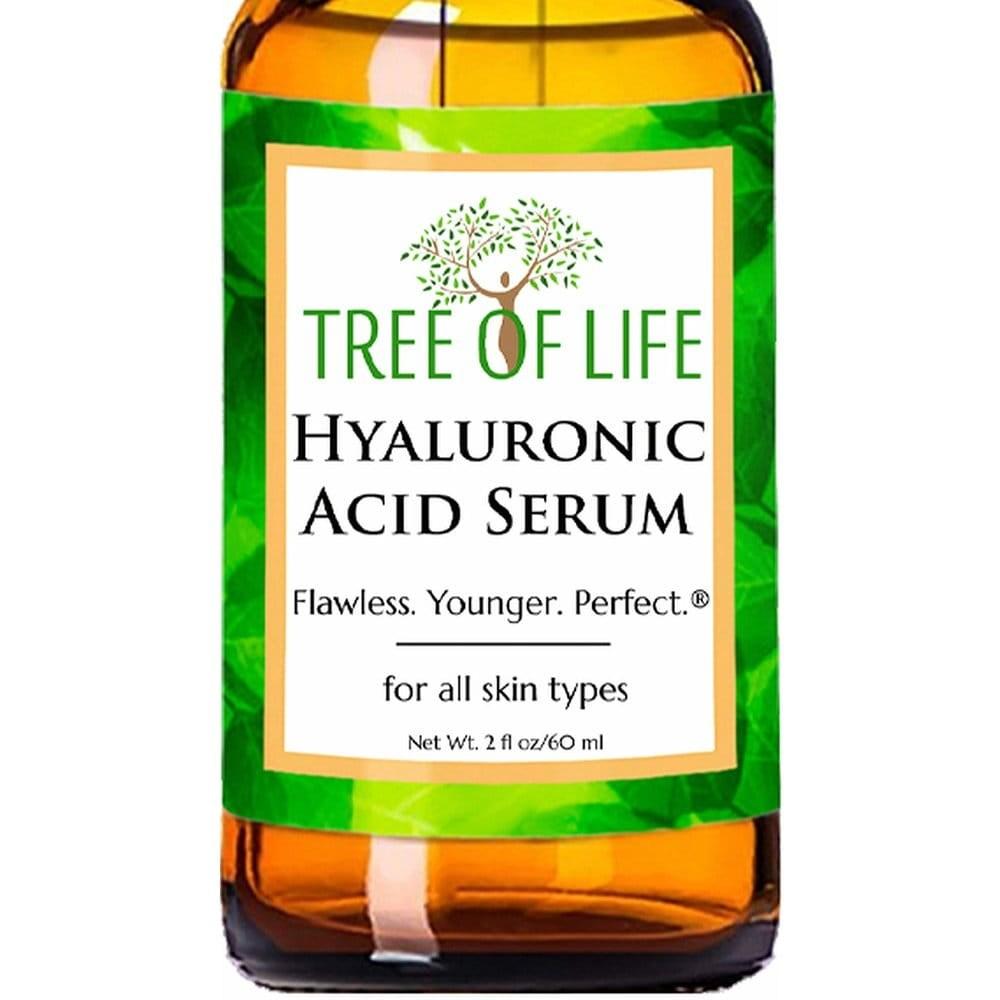 tree of life Hyaluronic Acid Serum 트리 오브 라이프 히알루론산 세럼 2oz(60ml), 1개