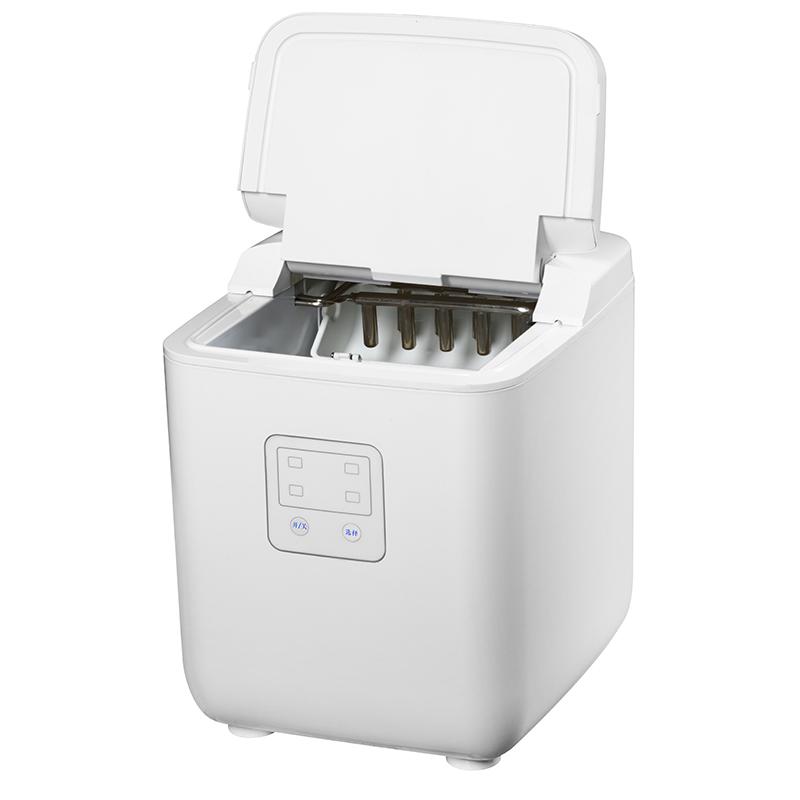 제빙기 10kg 소형 가정용 미니 얼음 만드는 기계 캠핑용 아이스메이커, 수동주수 (POP 5763658048)
