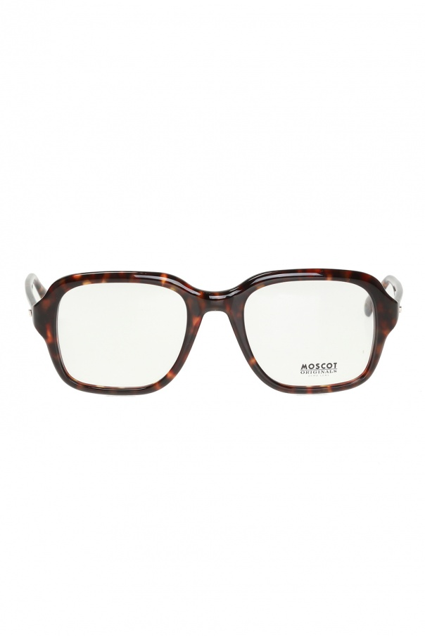 Moscot 'Megillah' optical glasses MEGILLAH 0-2002-01 TORTOISE 150불 이상 주문시 부가세 별도