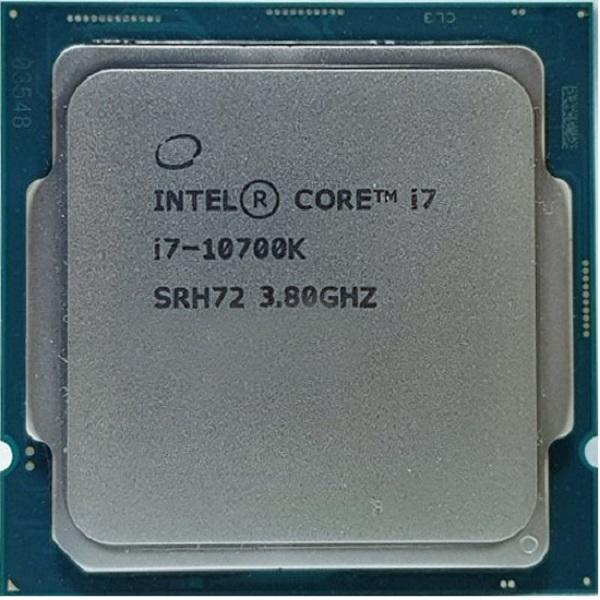 인텔 코어i7-10세대 10700K (코멧레이크S) 벌크, 단일상품