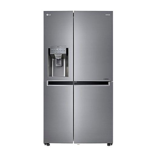 LG전자 J813S35E 얼음정수기 냉장고 804L
