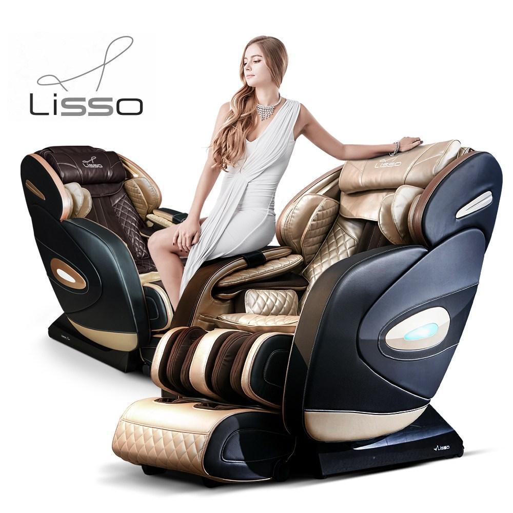 리쏘 LSE-30 야누스 안마의자 4D 다리마사지