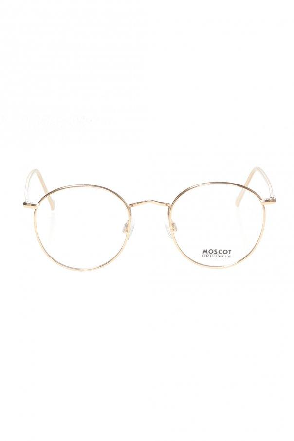 Moscot 'Zevt' optical glasses ZEVT 0-0700-01 GOLD 150불 이상 주문시 부가세 별도