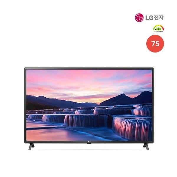 [LG TV] [1등급][75] LG 울트라 HD TV 189CM [75UN7850KNA], 형태:벽걸이