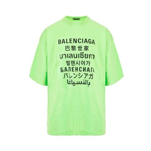 발렌시아가 21SS 남성 티셔츠 641614TJVI34162-26-4812357708