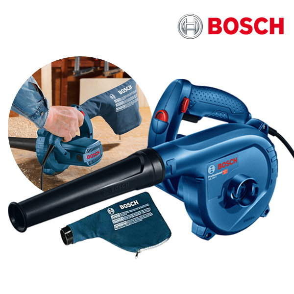 보쉬 GBL 800 E 유선송풍기 블로워 속도조절 흡입기능, 1개