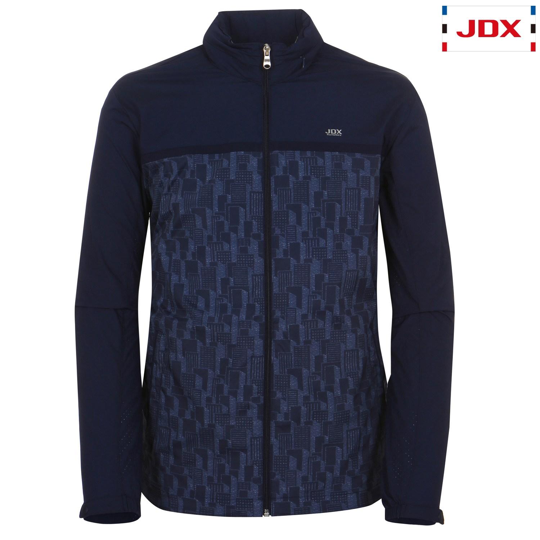 [JDX] 남성 후드형 패턴 점퍼(X2PMWJM31NA), NA