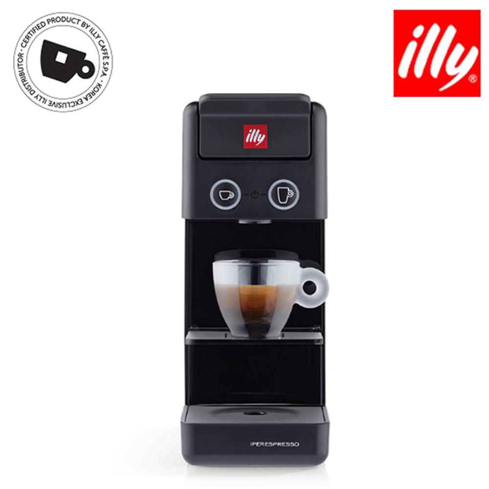 일리 프란시스 Y3.3 커피머신 블랙 + 웰컴 캡슐 랜덤발송 14p-3-2068224212