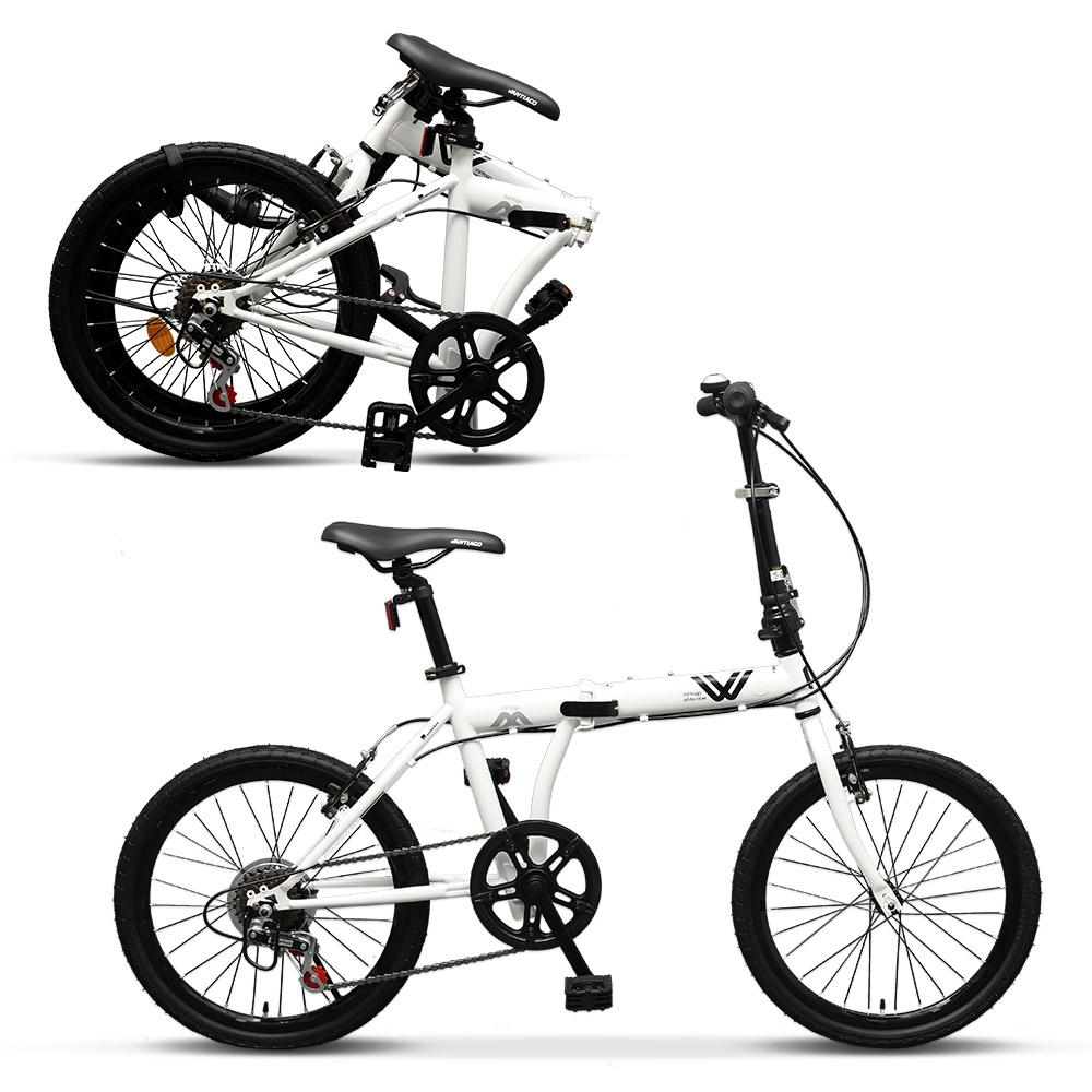 21년형 삼천리자전거 화이트라벨 접이식자전거 미니벨로 20인치 접이형 폴딩 미니, 화이트
