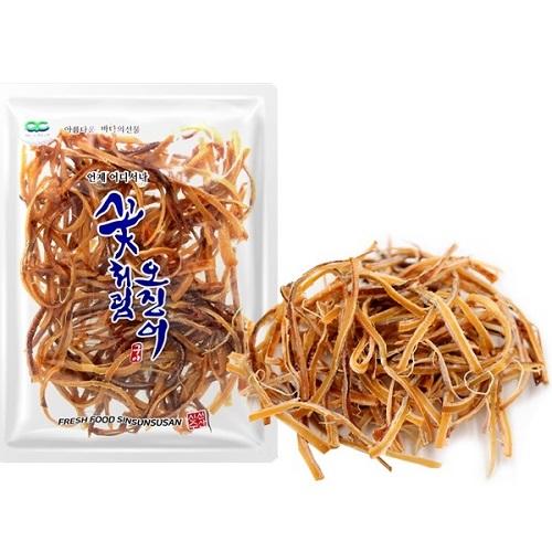 꽃처럼오징어 260g x 2봉(꽃오징어)무료배송, 2봉