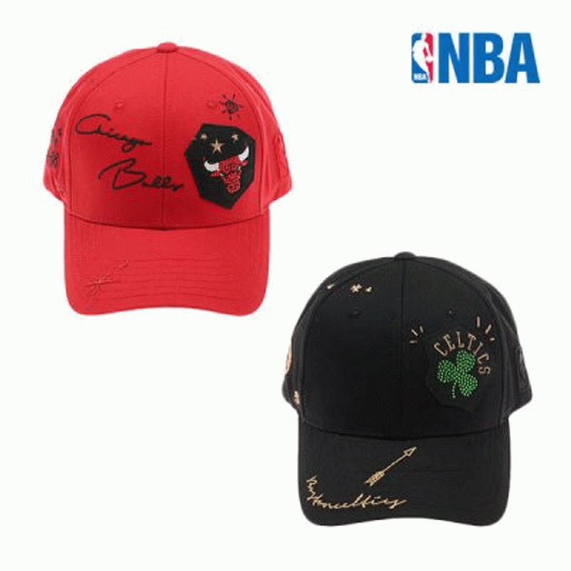 NBA 엔비에이 남녀공용 핫픽스와펜 볼캡 N195AP425P