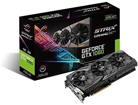 3.예상수령일 2-6일 이내 ASUSTek R.O.G. STRIX 시리즈 NVIDIA GeForce GTX1080 탑재 비디오 카드베이스, 상세 설명 참조0