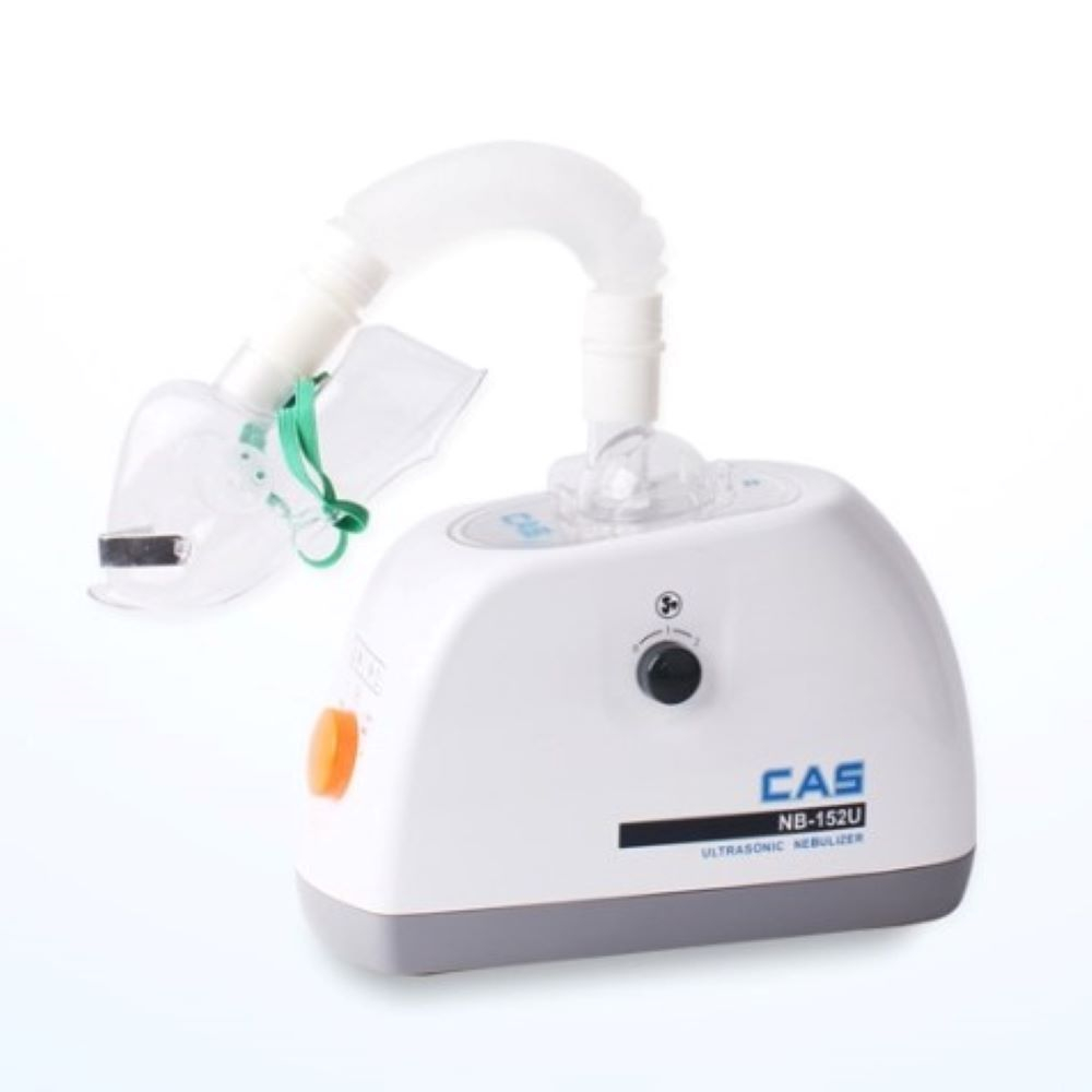 카스 초음파 가정용 휴대용 아기 네블라이저, 1개 (POP 1256222863)
