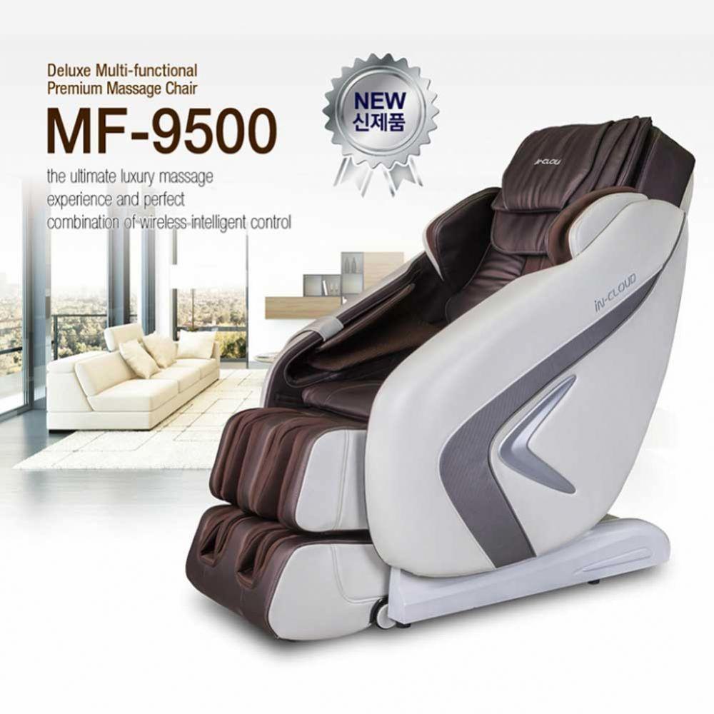 [ 엠앤드에프 ] 인클라우드 스마트5 안마의자 MF-9500 (POP 66109255)