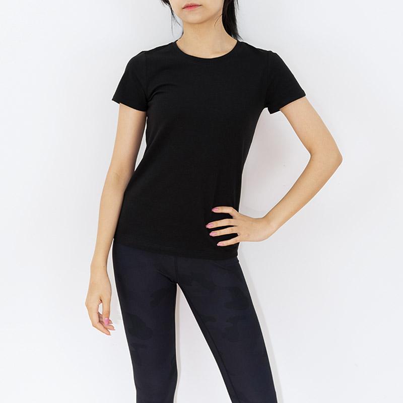 금자의전성시대 라운드넥 (95%Cotton 5%Spandex) 반팔 티셔츠