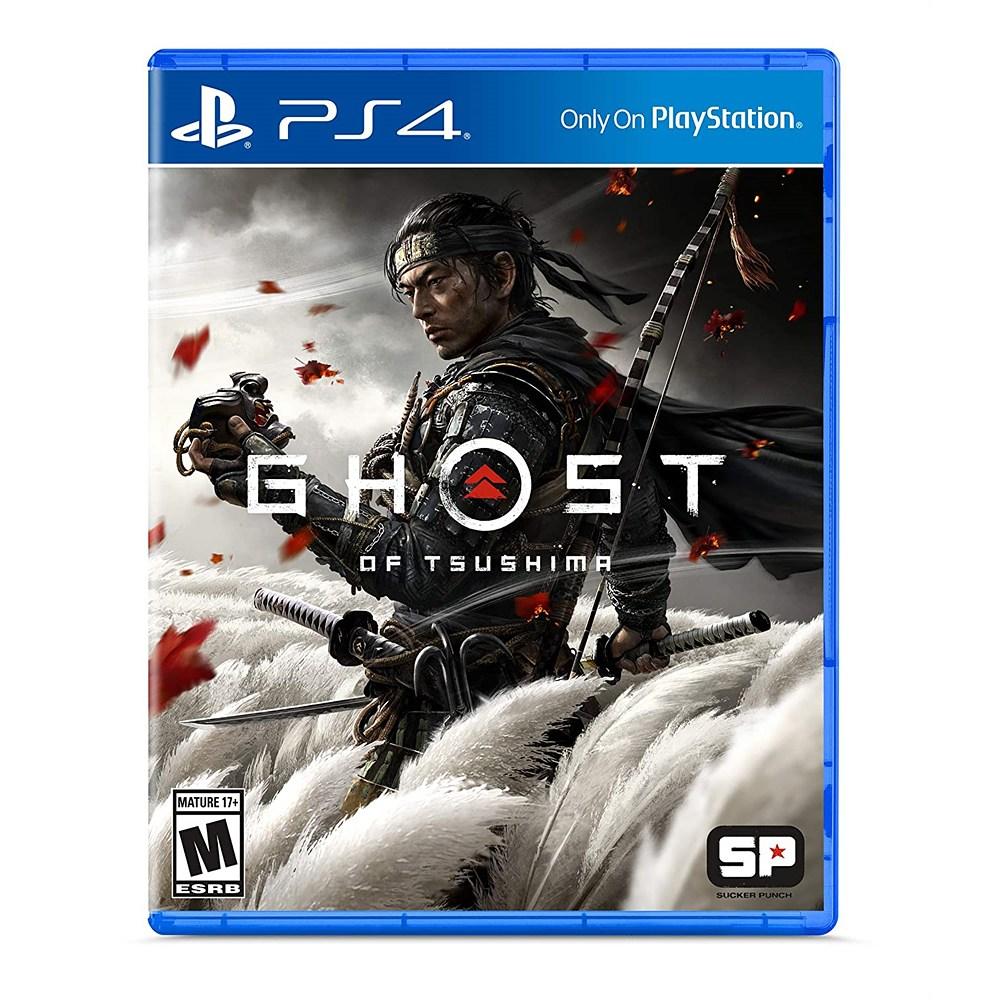 고스트 오브 쓰시마 Ghost of Tsushima (PS4), 단일상품