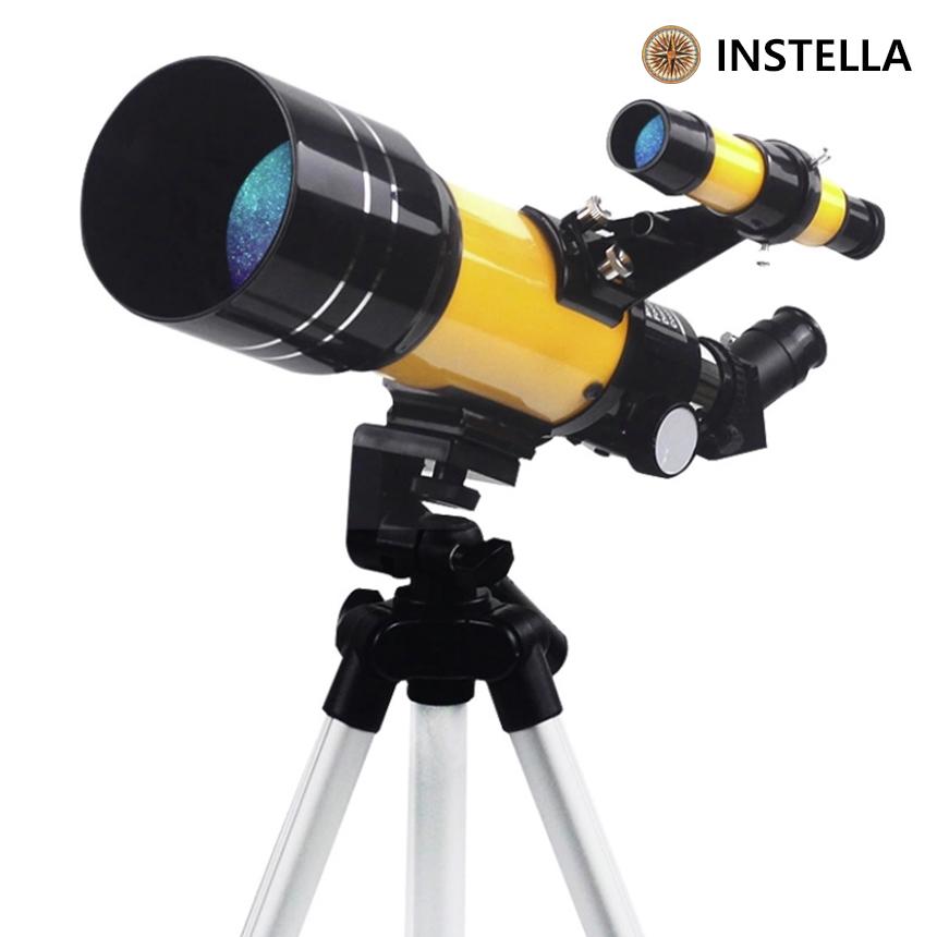 인스텔라 천체망원경 중급 F30070 달 별 관측 굴절 허블, F36070