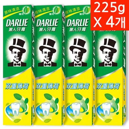 DARLIE 달리치약 오지리널세트 225gx4개입, 4, 225g