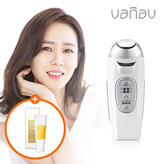 [화제의 손예진 피부관리기] VANAV 바나브 UP5 기본세트, 단품