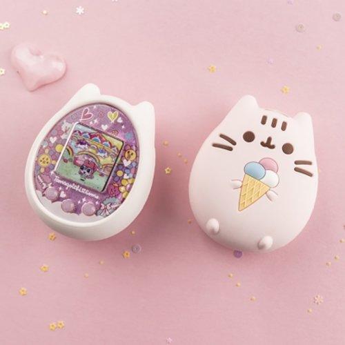 [텐바이텐] 다마고치 고양이 실리콘 케이스, 옵션선택