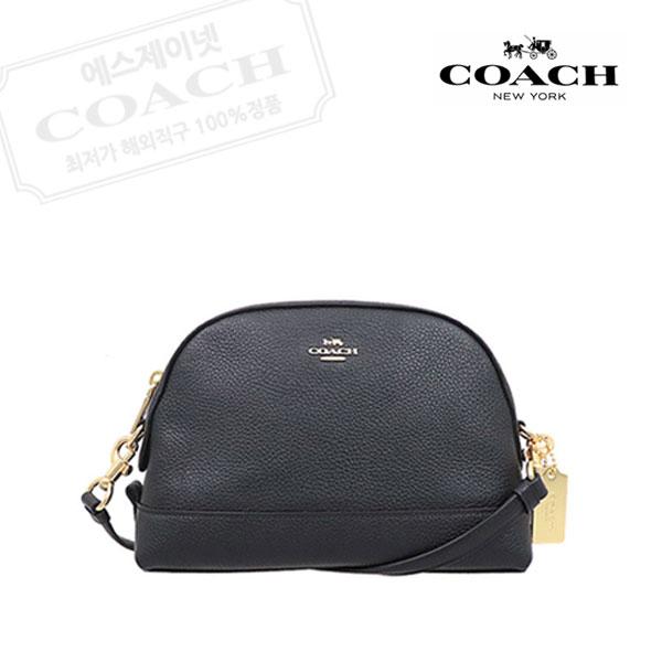 코치 여성 크로스백 F76673 IMBLK