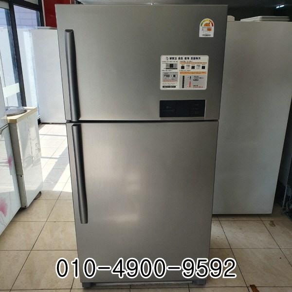 LG전자 일반형냉장고500리터 메탈, 중고냉장고