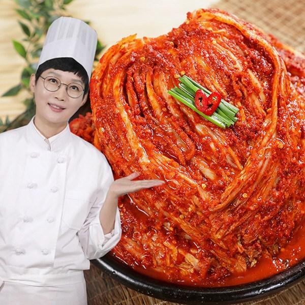 팽현숙 최양락의 맛있는 옛날 포기김치 3kg, 단품