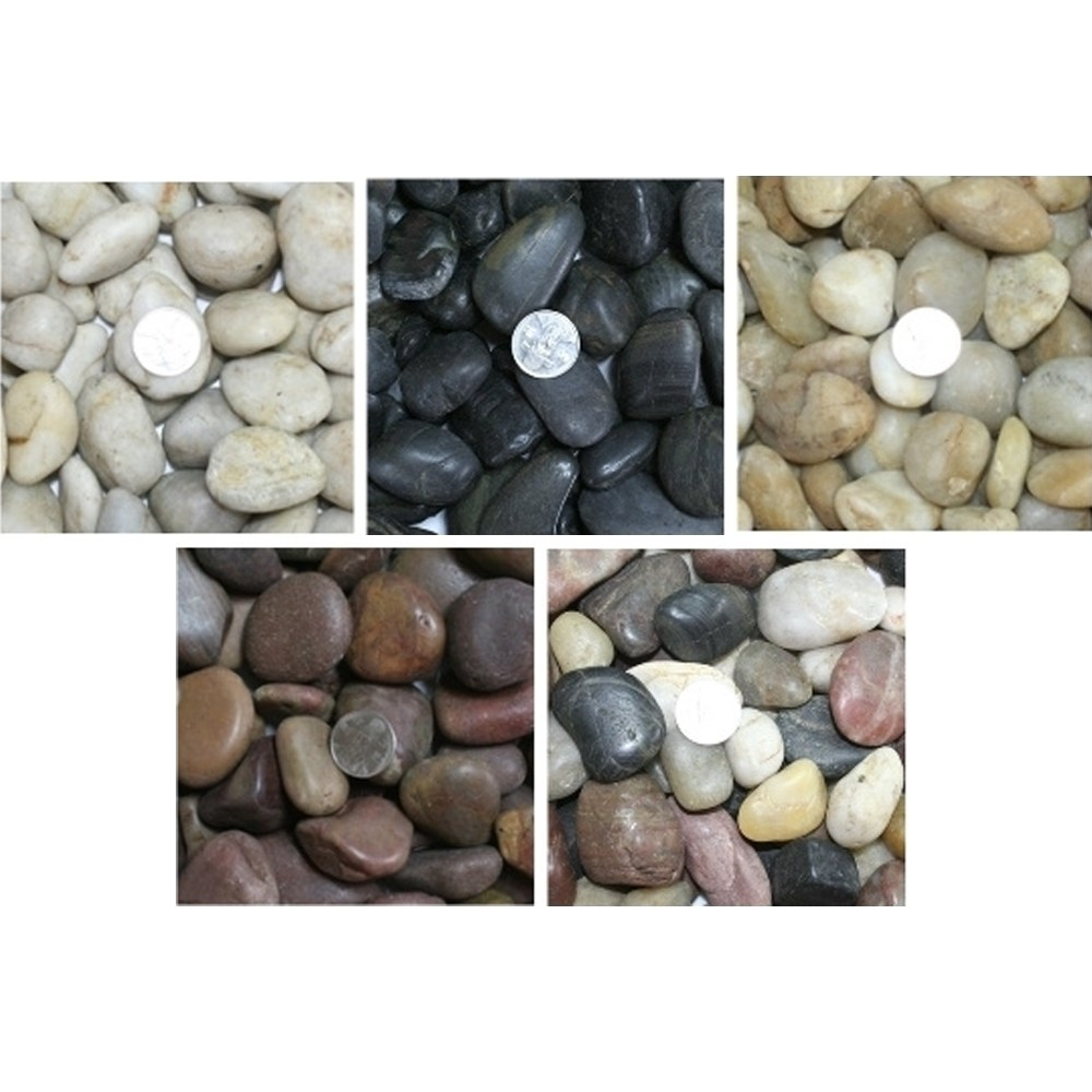 우화석(강자갈) 대포장, 우화석(갈색)(20kg)