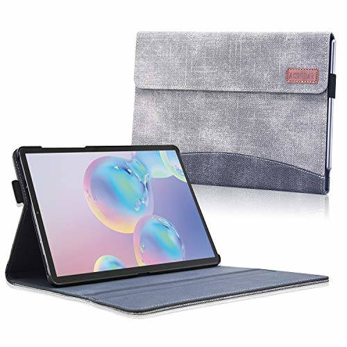 ACdream Galaxy Tab S6 10.5 Case Multiple Angle Viewing with P/280178, 상세내용참조