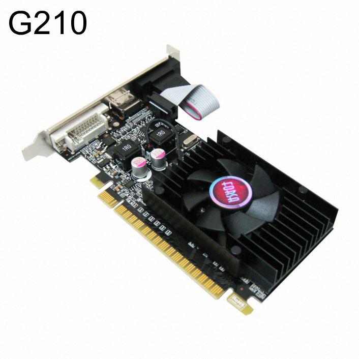 그래픽카드 지포스 G210 D3 512MB LP