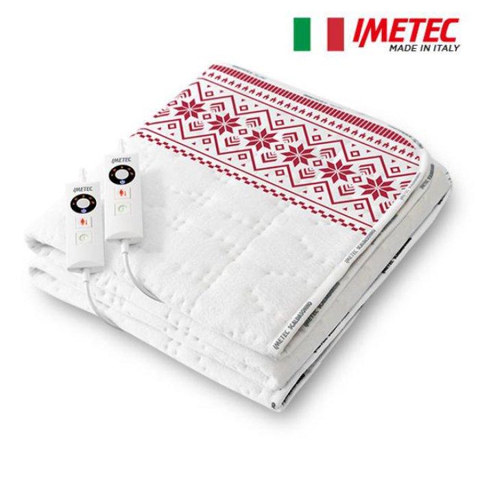 이메텍 프리미엄 전기요 ITH-387 [2인용 / 더블사이즈 / 이탈리아 직수입], 단일상품